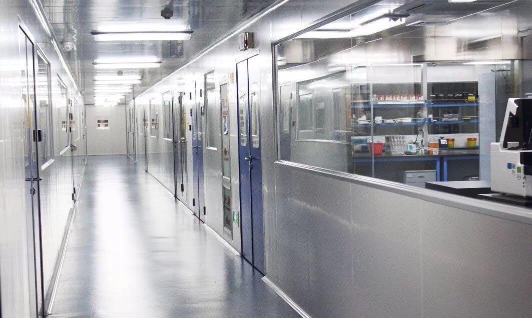 华大司法基因检测实验室