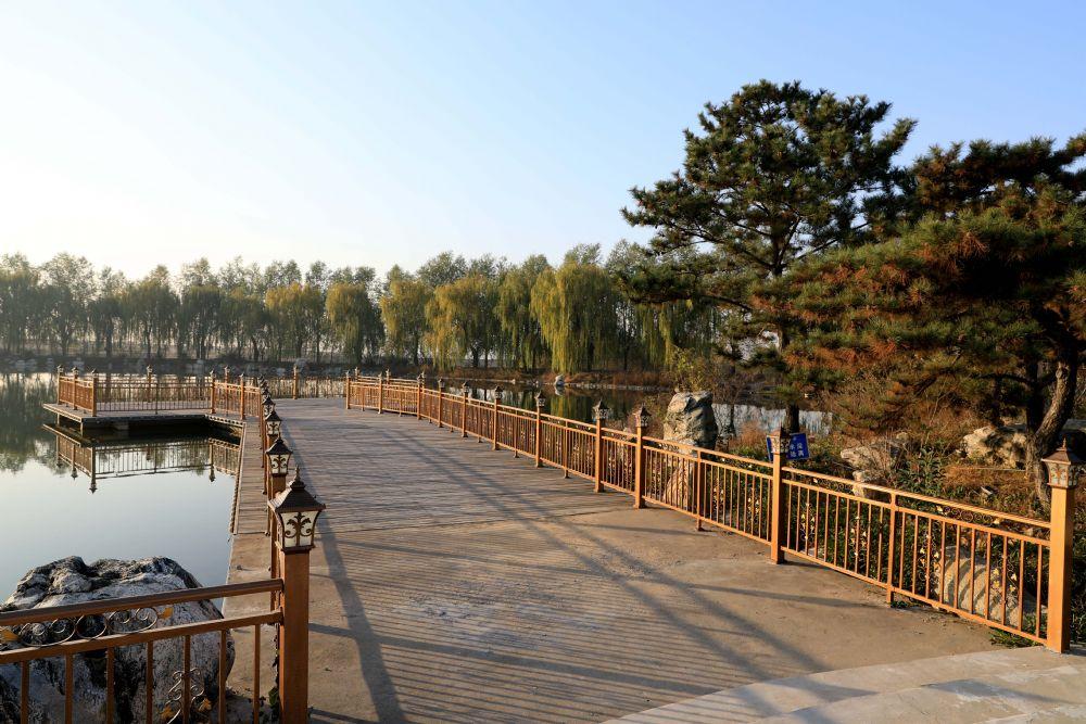 天泽农园园区景观